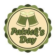 Saint patrick's day Stock Illustration