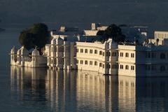 Stock Photo of lake palace, udaipur
