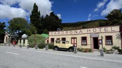 Cardrona NZ Stock Footage