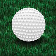 Golf ball Piirros