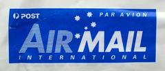 Airmail Stock Photos