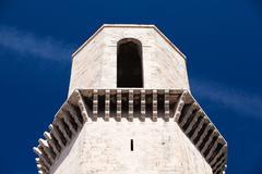 Saint Lauren church in Marseille Stock Photos