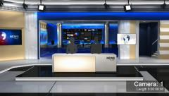 News Studio 101 Stock After Effects