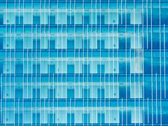 Stock Photo of Office Building Windows Abstract