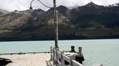 Glenorchy Landscape New Zealand Stock Footage