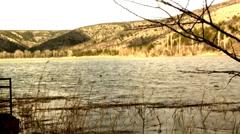 Time Lapse Lake Stock Footage