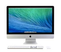 New Apple iMac 27 inch - stock photo