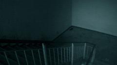 Horror scene Stock Footage