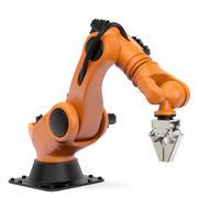 Stock Illustration of Industrial robot