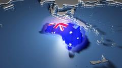 4K Australia 1 Stock Footage