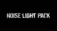 Noise Light Pack - stock after effects
