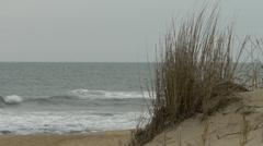 Atlantic ocean coast - stock footage