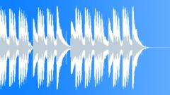 Hopeful Melody - stock music