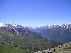 Stock Photo of mountains altai
