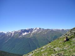 Mountains altai Stock Photos