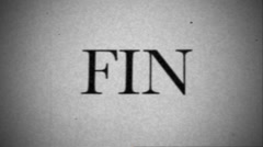 Fin Stock Footage