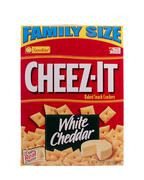 Cheez-it snack crackers Stock Photos