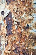 Rusted texture Stock Photos