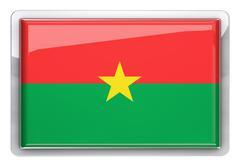 Burkina faso Stock Illustration