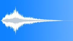 Horror screeching cymbal glide Sound Effect