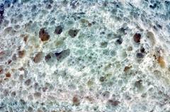 Abstract background, bread closeup Stock Photos
