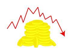 Stock Illustration of Stock exchange
