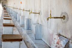 Mezquita Azul - stock photo