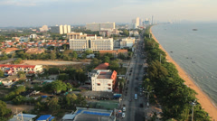 Jomtien 2013 Stock Footage