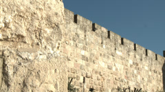 The tower of David, Jerusalem Stock Footage
