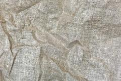 creased canvas background - stock photo