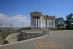Rotunda - stock photo