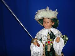 Little Musketeer Stock Photos