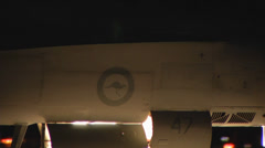 An F/A-18 Hornet Stock Footage