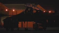 F-15E Strike Eagle Stock Footage