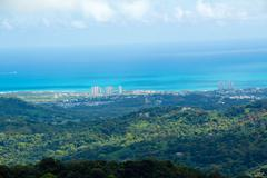 Puerto Rico Landscape Stock Photos