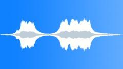 Passenger train and wagon train  01 Sound Effect