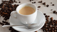 Stock Video Footage of cup of coffe
