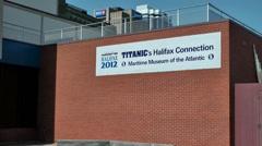 Halifax Nova Scotia New Scotland Canada 034 maritime museum of the atlantic Stock Footage