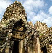 Stock Photo of Angkor vat. Bayon Hram