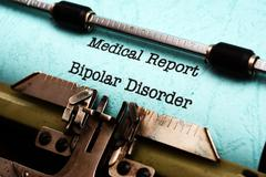 bipolar disorder - stock photo