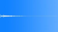 footstep single, reverb b fast 01 v03 - sound effect