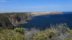 Australian Coastal scenic Stock Footage