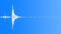 flesh chunk drop splatter 09 - sound effect