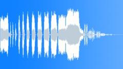 Glitch static noise stinger 17 Sound Effect