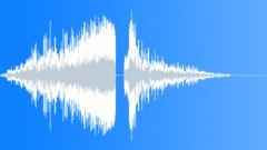 Noise sweep filter stinger 01 Sound Effect