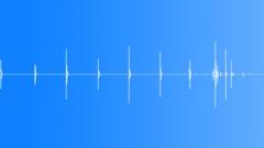 chisel hammer sandstone 06 - sound effect