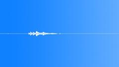 leaves single drop 01 - sound effect