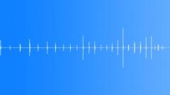 chisel hammer sandstone 07 - sound effect