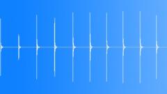 chisel hammer rock 08 - sound effect