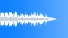Glitch static noise stinger 12 Sound Effect